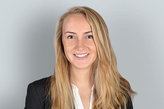 Selina Pohl - Assistenz der Geschäftsleitung.