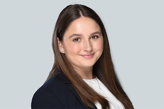 Carolin Beck - Kauffrau für Büromanagement i.A.